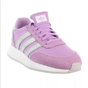 ADIDAS I-5923 WOMEN'S SHOES CLEAR LILAC/CRYSTAL 9